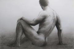 Male study-John Orlando Birt July 2012