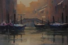 Rio d S Fosco Venice WC 33x27